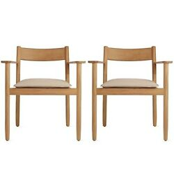 Terassi Dining Armchair SET OF 2 - DWR Design Within Reach Midcentury Outdoor