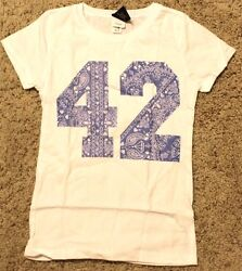 Fifth Sun Girls#x27; Little Girls#x27; Sporting Graphic T Shirt Shirt White Blue S 5 6 $6.71