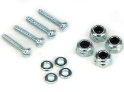 2 56 x 1 2quot; BOLT SET WITH LOCK NUTS Balsa RC CL FF Model Airplane Du Bro 174 $1.70