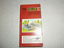 Faller Small Greenhouse Kit  #213 - HO Scale  Complete unbuild unused