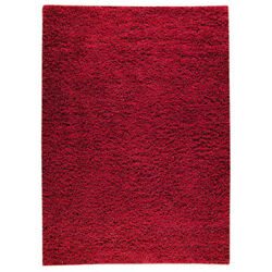 M.A.Trading Hand-woven Shanghai Mix Red Wool Rug (4'6 x 6'6) (India)