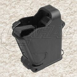 Walther PPQ  PPX Speed Loader 9mm to .45ACP Butler Creek Maglula 24222 UpLULA