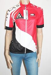 PARENTINI Designer Performer Power Cycling Micron Jersey Zip Front Size L BNWT AU $27.50