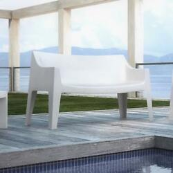 Coccolona Stacking Sofa in Linen - Set of 2