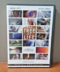 The Tree Of Life      (DVD)    LIKE NEW