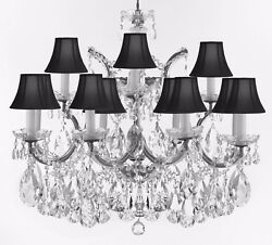 Maria Theresa Chandelier Crystal Lighting Fixture Pendant CeilingLamp for Dining $612.02