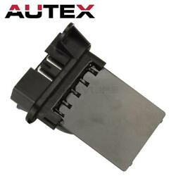 973-025 For 02-07 Jeep Liberty 02-06 Jeep Wrangler Heater Blower Motor Resistor