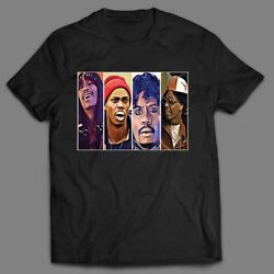 DAVE CHAPPELLE SHOW CHARACTERS QUALITY MENS T-Shirt *W OPTIONS* *OLDSKOOL ART*