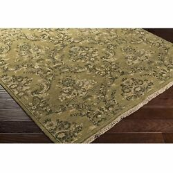 Hand Knotted Marignane Indoor Rug (8'6 x 11'6)
