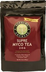 Supre Myco Tea Concentrate by Supreme Growers Mycorrhizae Natural Compost Tea $13.75