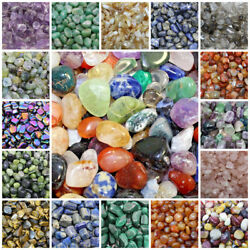 14 lb Lots Wholesale Bulk Tumbled Stones: Choose Type (Crystal Healing
