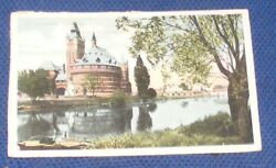The Memorial From The River Stratford On Avon. D amp; D C. Old Postcard GBP 7.99
