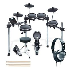 Alesis Surge Mesh Kit Electronic Drum Set DRUM ESSENTIALS BUNDLE $579.99