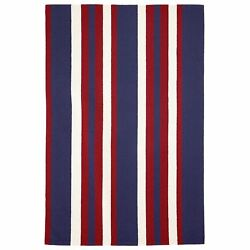 Multi Stripe Outdoor Rug - 8'3 x 11'6