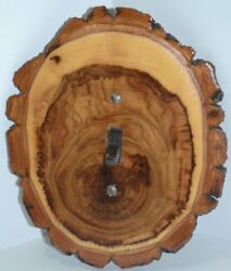 Rustic Real Log SliceToggle Switch Plate Receptacle Rocker HomeCabin Decor