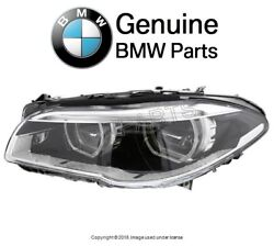 For BMW F10 5-Series Front Driver Left Headlight Assembly LED Adaptive Genuine