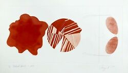 Federal Spending (State 2) Limited Edition Etching & Aquatint James Rosenquist