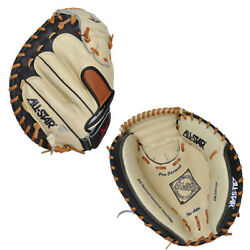 All Star Youth 31.50quot; Pro Comp Baseball Catcher#x27;s Mitt CM1200BT $89.95