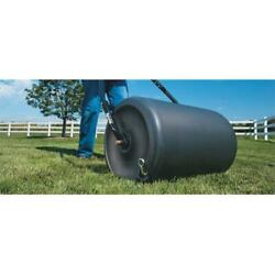 Agri-Fab 45-0267 200 lbs Poly Push Tow Lawn Roller 18 x 24 in.