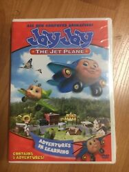 Jay Jay the Jet Plane - Adventures in Learning (DVD 2002)