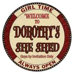 DOROTHY'S She Shed 14