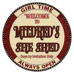 MILDRED'S She Shed 14