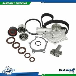 DNJ TBK107WP Timing Belt Kit Water Pump For 93-94 Eclipse Laser 2.0L DOHC 16v