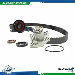 DNJ TBK205WP Timing Belt Kit Water Pump For 83-87 Honda Accord 1.8L SOHC 12v 8v