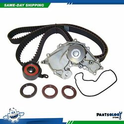 DNJ TBK270WP Timing Belt Kit Water Pump For 86-91 Acura 825 827 2.5L SOHC