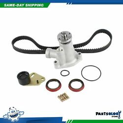 DNJ TBK448WP Timing Belt Kit Water Pump For 95-01 Ford Mazda Ranger 2.3L SOHC