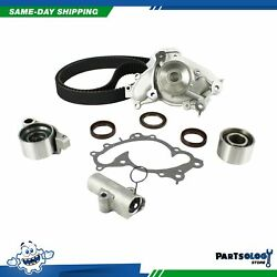 DNJ TBK960AWP Timing Belt Kit Water Pump For 02-10 Toyota Camry 3.0L DOHC 24v