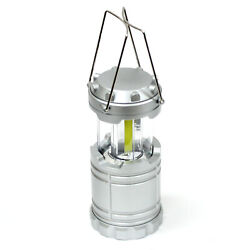 180 LM Collapsible Lantern LED COB Light Portable Camping Outdoor Emergency $12.99