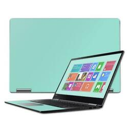 Mightyskins 15.6 in. Skin Decal Wrap for Lenovo Yoga 710 - Solid Seafoam