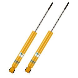 Pair Set of 2 Rear Bilstein B6 Performance Shock Absorbers For BMW E30 318is