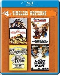 MOVIES 4 YOU TIMELESS WESTERNS Blu-ray Butch Sundance The Early Days Rio Conchos $13.53