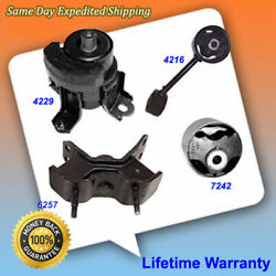 For 1998-2003 Toyota Sienna 3.0L Engine Motor & Trans. Mount Set 4PCS M195