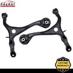 Front Lower Control Arm Set for 2003 2004 2005 2006 2007 Honda Accord Acura TSX
