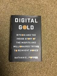 Digital Gold: Bitcoin and the Inside Story of the Misfits ...1st Edition HC
