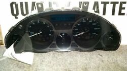 SPEEDOMETER MPH US MARKET WFRONT VIEW CAMERA OPT UVF FITS 14-16 ENCLAVE 1127222