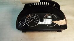 SPEEDOMETER CLUSTER ANALOG MPH US WHEAD-UP DISPLAY FITS 14-16 BMW 528i 1040058