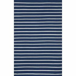Tailored Navy Outdoor Rug (8'3 x 11'6)