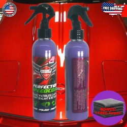 Pearl Nano Car Ceramic Coating Polish Seal Shine Protect Armor Your Vehicle $18.95