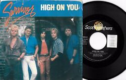 SURVIVOR - HIGH ON YOU - 7