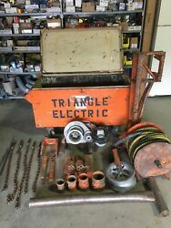 Ensley 440 Power Electric Wire Tugger-8000 Pounds Pulling Power-With Toolbox