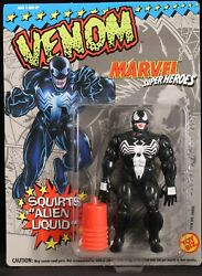 1993 TOY BIZ MARVEL SUPER HEROES VENOM ALIEN LIQUID 5