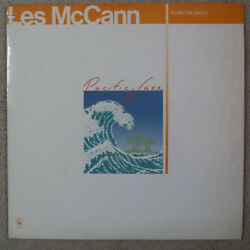 Les McCann Plays The Shout - Very nice E+ LP - 1981 reissue on Pacific Jazz lbl