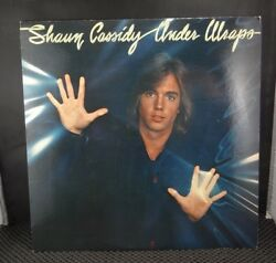 Shaun Cassidy ‎– Under Wraps (Warner Bros BSK 3222)