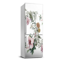 3D Refrigerator Wall Kitchen Removable Sticker Magnet Flowers Tropical flowers $79.00