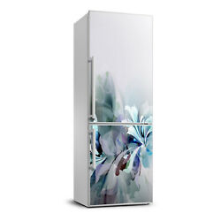 3D Refrigerator Wall Kitchen Removable Sticker Magnet Flowers Abstract flowers $59.00