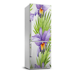 3D Refrigerator Wall Kitchen Removable Sticker Flowers Orchid and palm $13.00